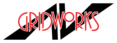 Gridworks Audio Visual Services Logo
