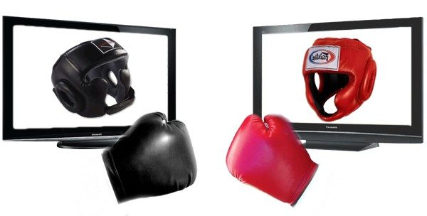 Home Theater - TV Comparisons